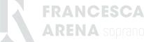 Francesca Arena Soprano Logo